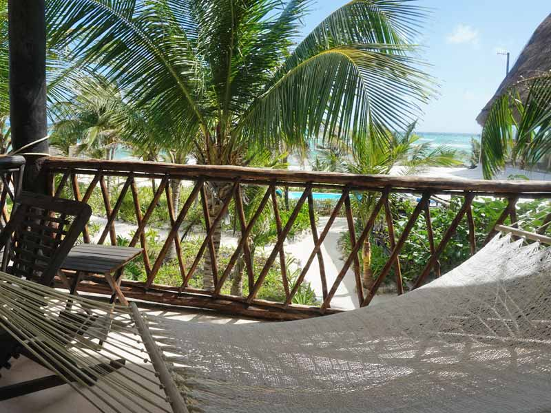 Special Stay Tulum - hotel hangmat