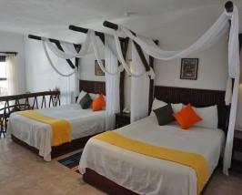Special Stay Tulum - hotel slaapkamer