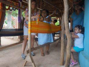 mexico familiereis maya dorp