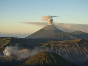 Java Bali: Mount Bromo auf Java