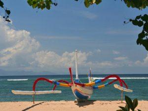 Java Bali: Boot auf Bali