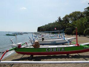 Bucht von Lovina