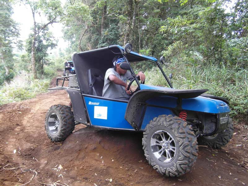 Buggy Tour in Munduk