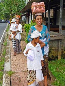 Java Bali: Begegnen Sie den Einheimischen.