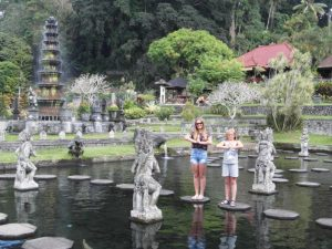 Bali Highlights: Wasserpalast auf Bali