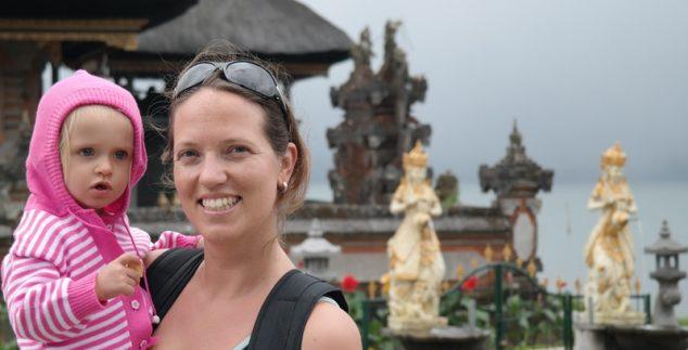 Familienurlaub auf Bali