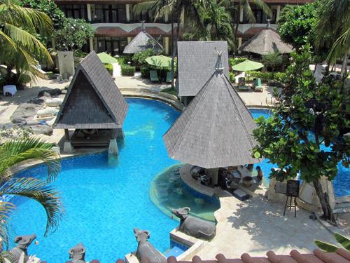 Hotelpool Jimbaran