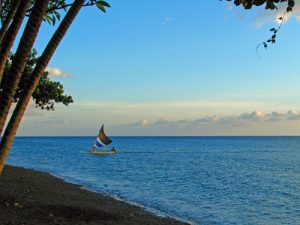 Bali Highlights: Strand bei Amed