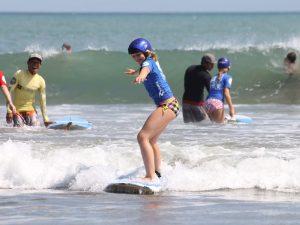 Java Bali: Surfen lernen in Indonesien