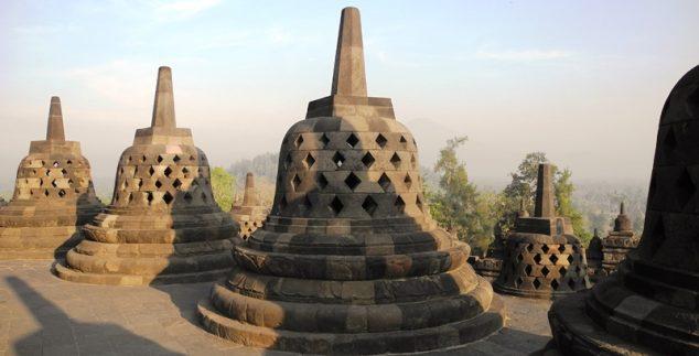 Borobodur Tempel