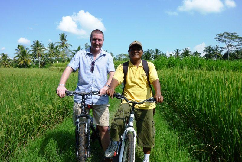 Familienreise in Ubud