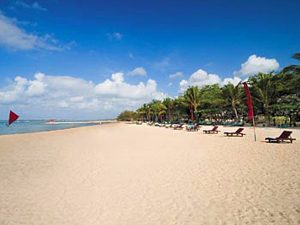 Bali Highlights: Strand in Jimbaran