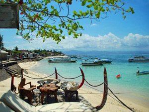 Java Bali: Strand auf Nusa Lembongan
