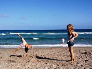 Urlaub für die ganze Familie am Strand von Nusa Dua