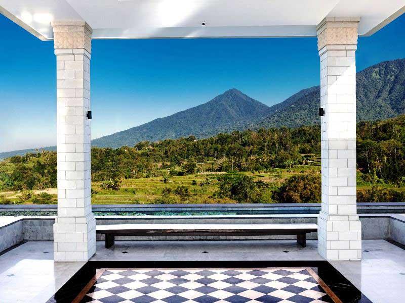 Ihr Komforthotel in der Nähe von Munduk liegt inmitten grüner Natur