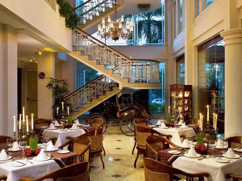 Stilvoll dinieren im hoteleigenen Restaurant