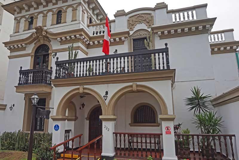 Lima Peru Kids - koloniaal hotel
