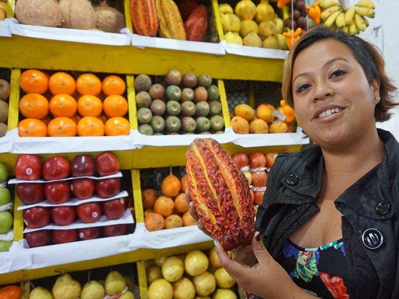 Lima Peru - excursie met kinderen