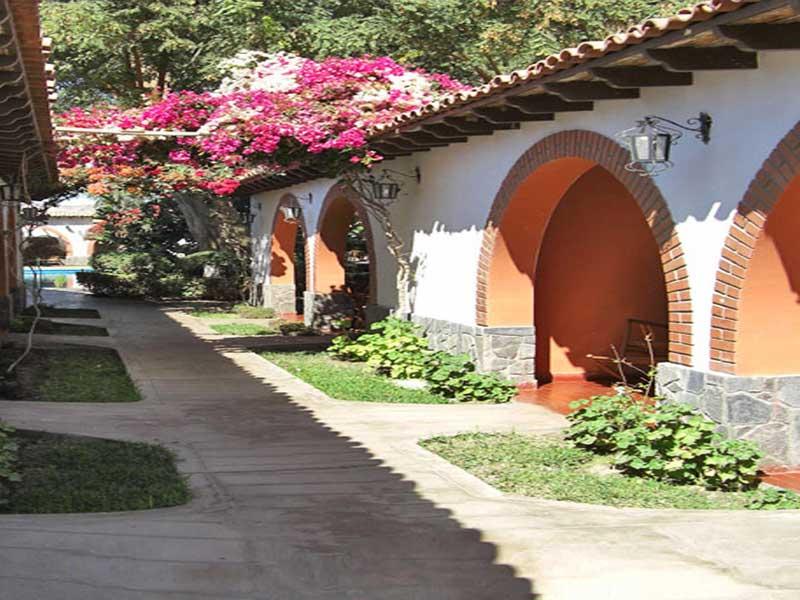 Ballestas eilanden & Nazca lijnen - hotel