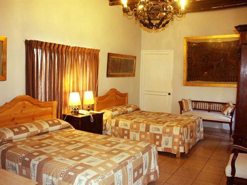 Ballestas eilanden & Nazca lijnen - hotel kamer