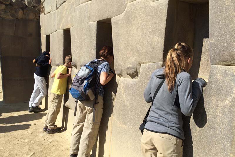 Inca Trail Peru Kids - Machu Picchu