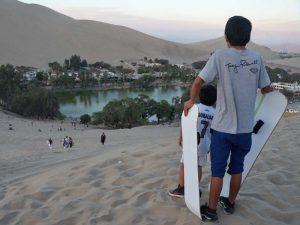 sandboarden-peru