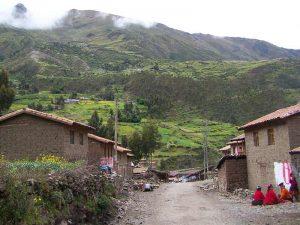 Lares-trail-dorp