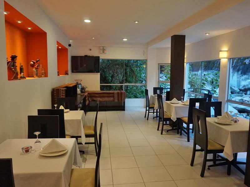 Machu Picchu comfort hotel - rondreis Peru