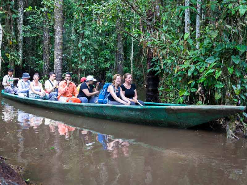 Amazone Peru Kids - boot jungle