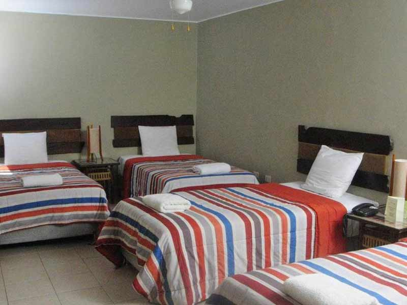 Huacachina Peru kids - special stay familie kamer