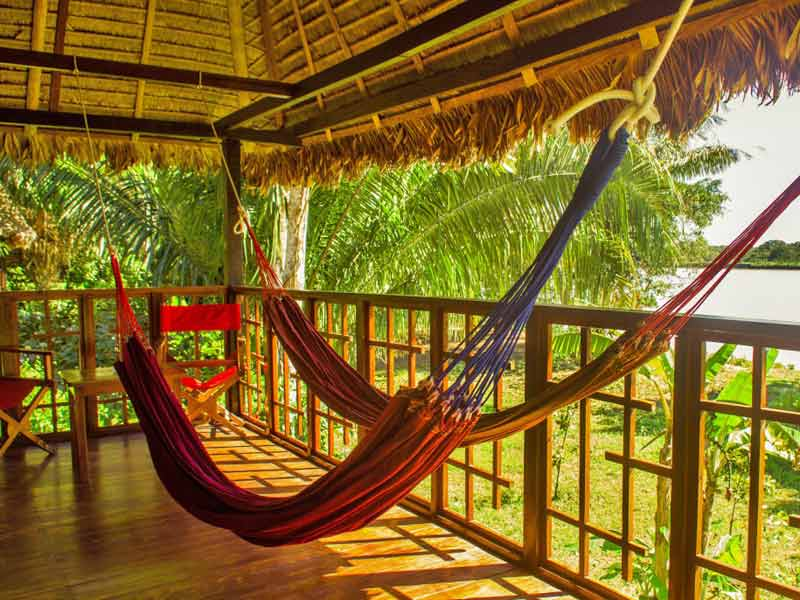 Amazone Peru Kids - comfort jungle lodge