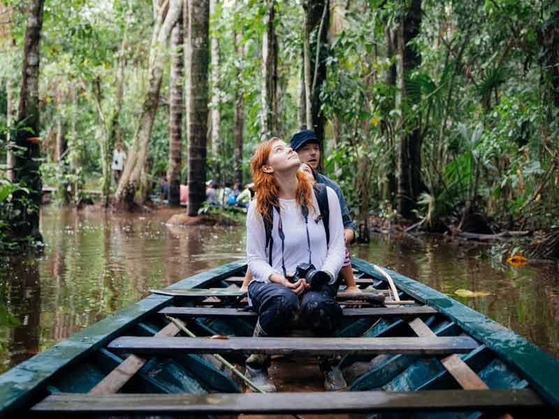Amazone Peru Kids - boottocht