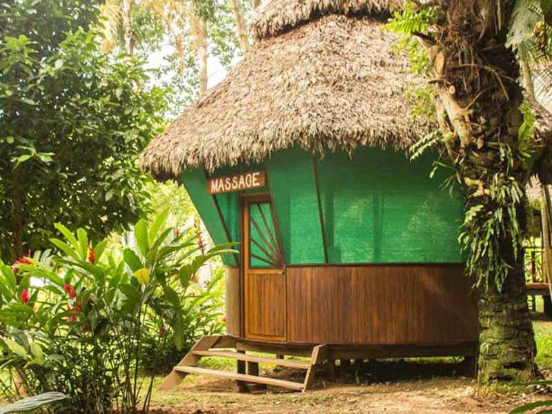 Amazone Peru Kids - massage