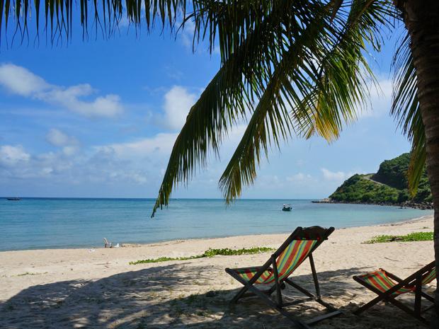 Cham Islands snorkelen - rondreis Vietnam 3 weken