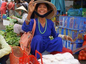 Lokale markt - Hoi An