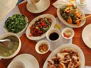 vakantie vietnam met kinderen - eten