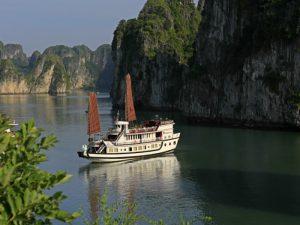 Vietnam rondreis met kinderen - Bai Tu Long Bay