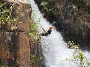 rondreis Vietnam 3 weken - canyoning