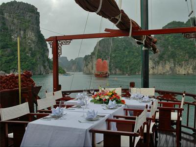 rondreis Vietnam 3 weken - Halong Bay