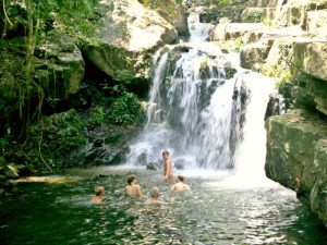 Phong Nha Ke Bang - waterval