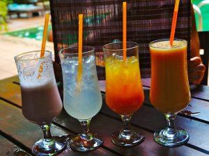 Vietnam rondreis met kinderen - cocktail