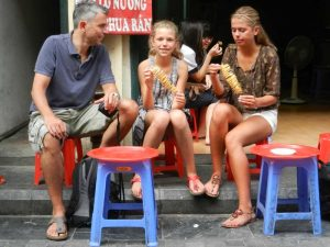 A taste of Hanoi - rondreis Vietnam met gezin