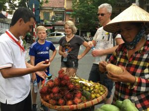 Rondreis Vietnam 3 weken - foodsafari Hanoi