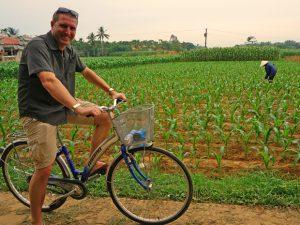 Hoi An met kinderen - fietsen op het platteland
