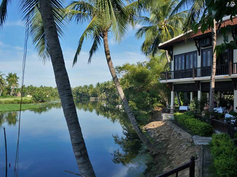 Vietnam rondreis met kinderen - Hoi An hotel