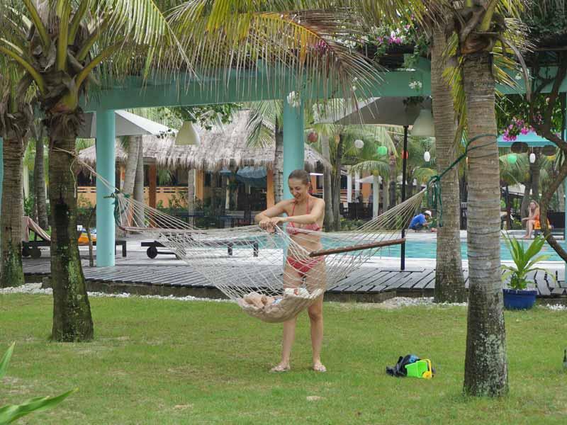 Hoi An met kinderen - strandresort