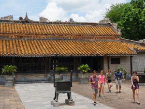 Hué Vietnam - Citadel
