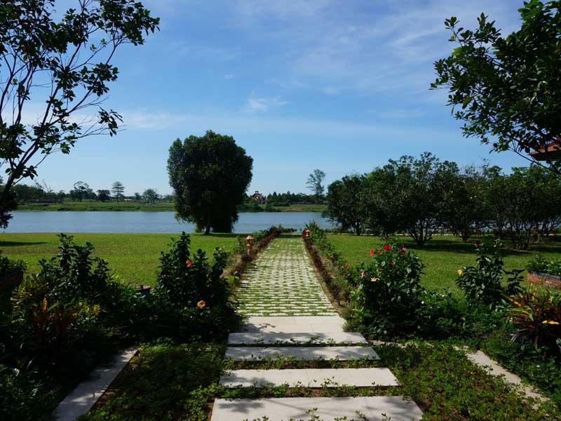 Hué Vietnam - Perfume River