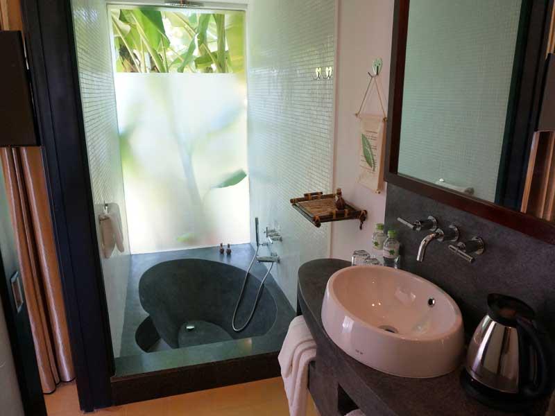 Hué Vietnam - badkamer