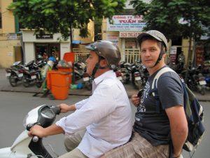 Hué Vietnam - scooter